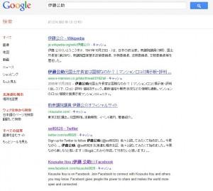 伊藤公助の検索結果