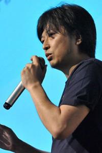 金谷 武明 氏
